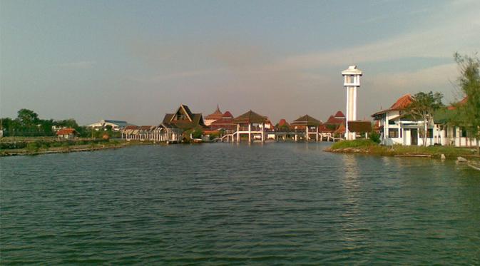 wisata alam Semarang Grand Maerakaca