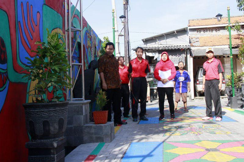 Wisata Kota Semarang Kampung Seni Palebon