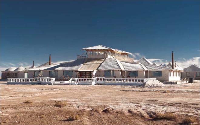 hotel garam di bolivia