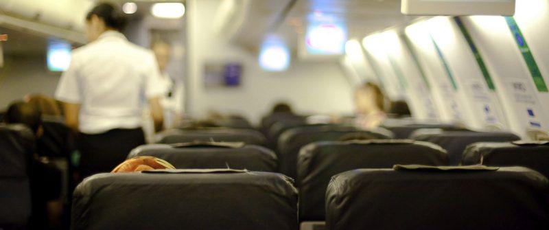 Diusir Dari Pesawat