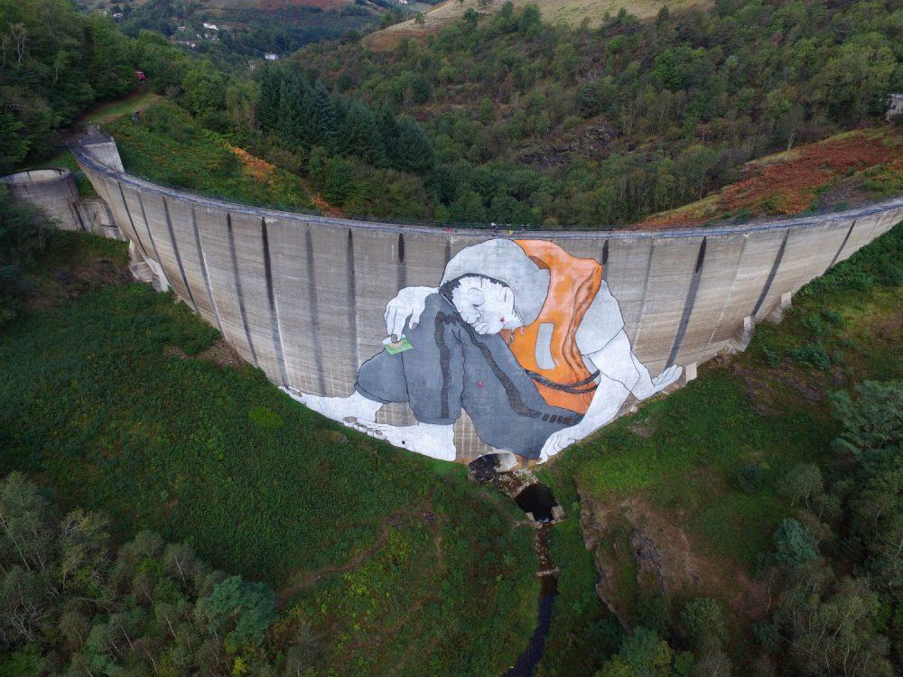 Inikah Mural Terbesar di Dunia?