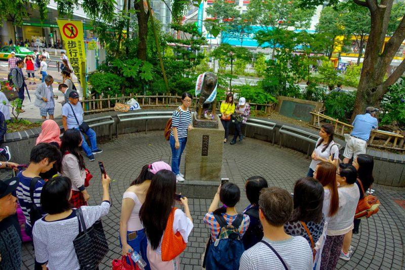 Traveling ke Shibuya