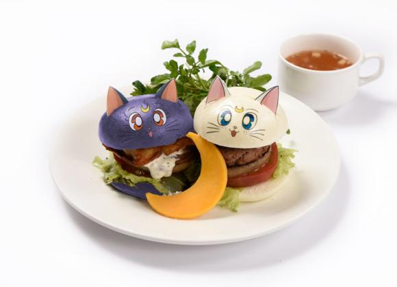 Menu Lucu di Cafe Sailor Moon Bikin Kamu Nggak Tega Menikmatinya