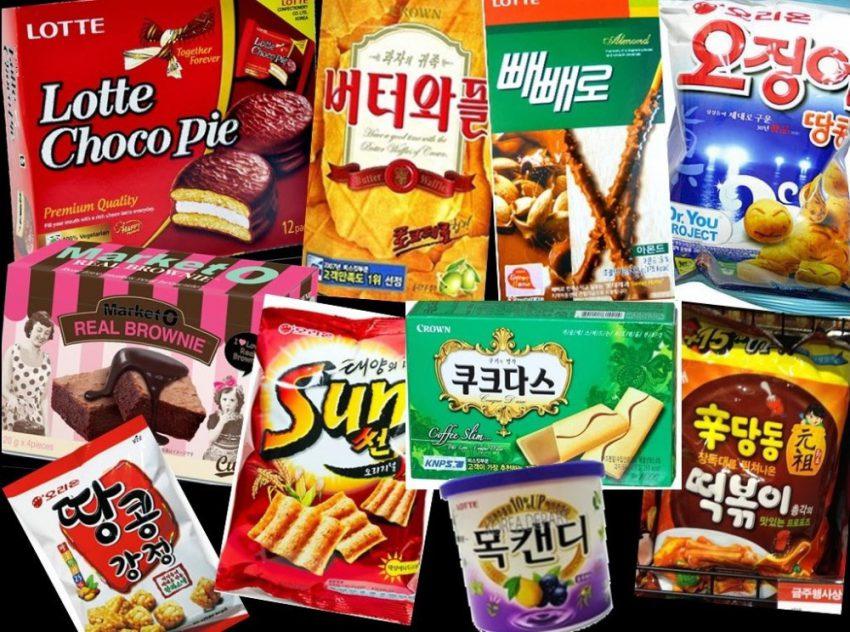 Referensi Oleh-oleh Snack Khas Korea Selatan yang Wajib Dibawa Pulang