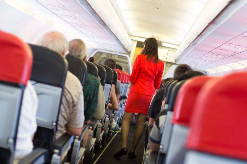 tempat duduk paling berbahaya di pesawat