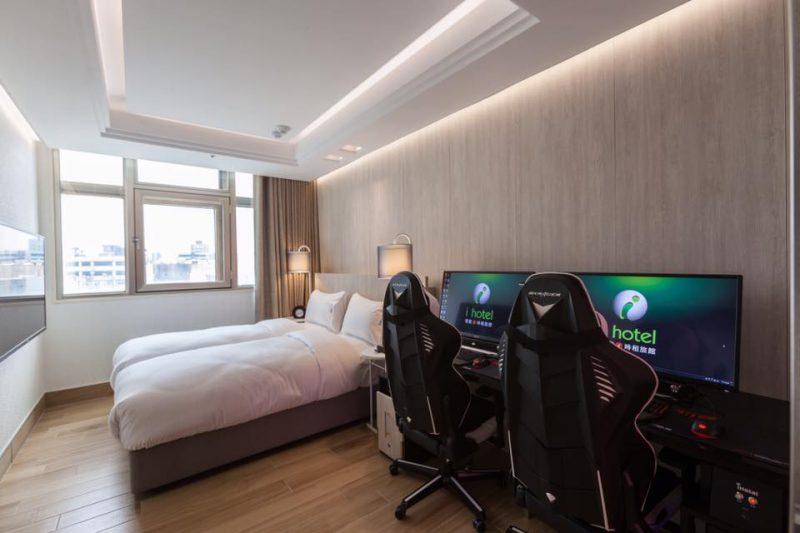 hotel impian para gamer