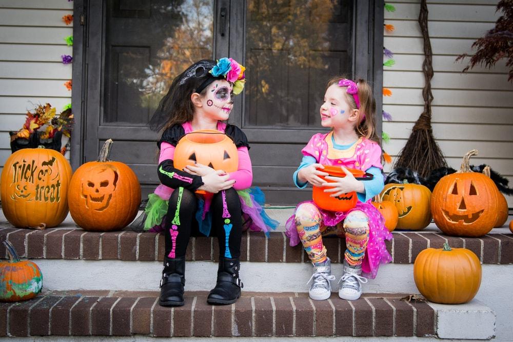 Tren Kostum Halloween dari Tahun 1996 hingga Tahun 2017