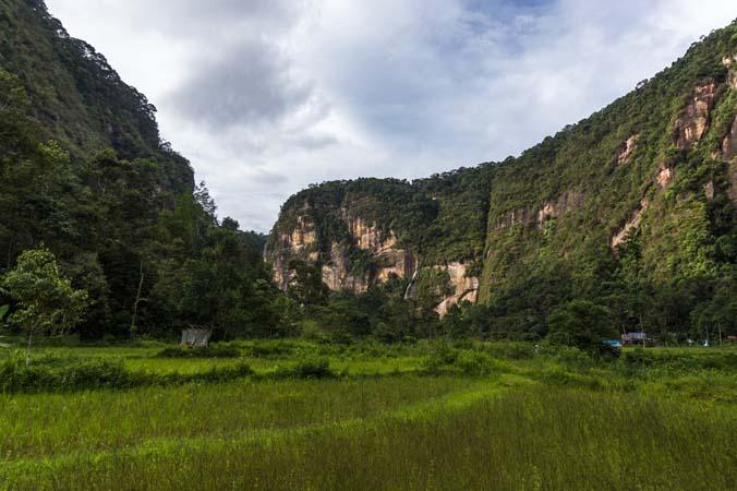 lembah harau bukittinggi