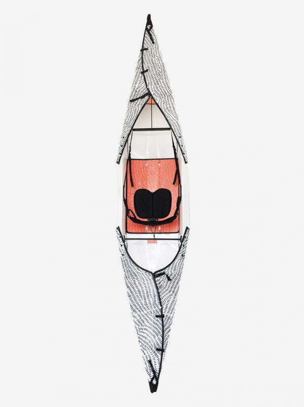 perahu kayak lipat