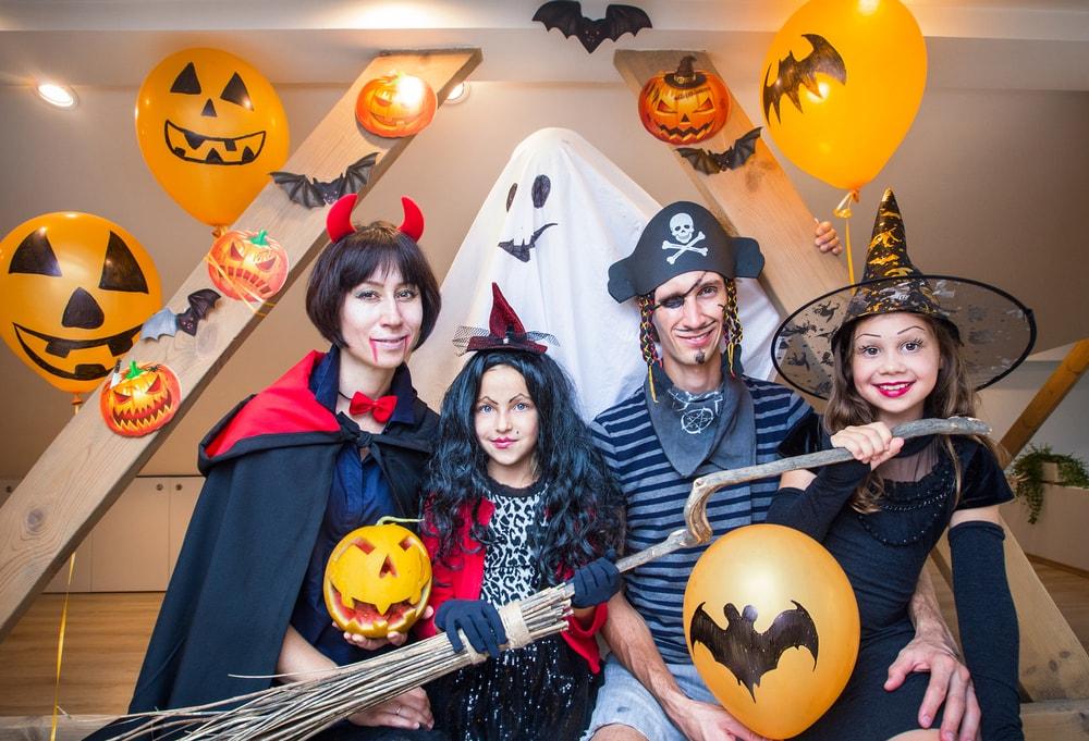 Inspirasi Kostum Halloween Simple yang Bisa Kamu Buat Sendiri di Rumah