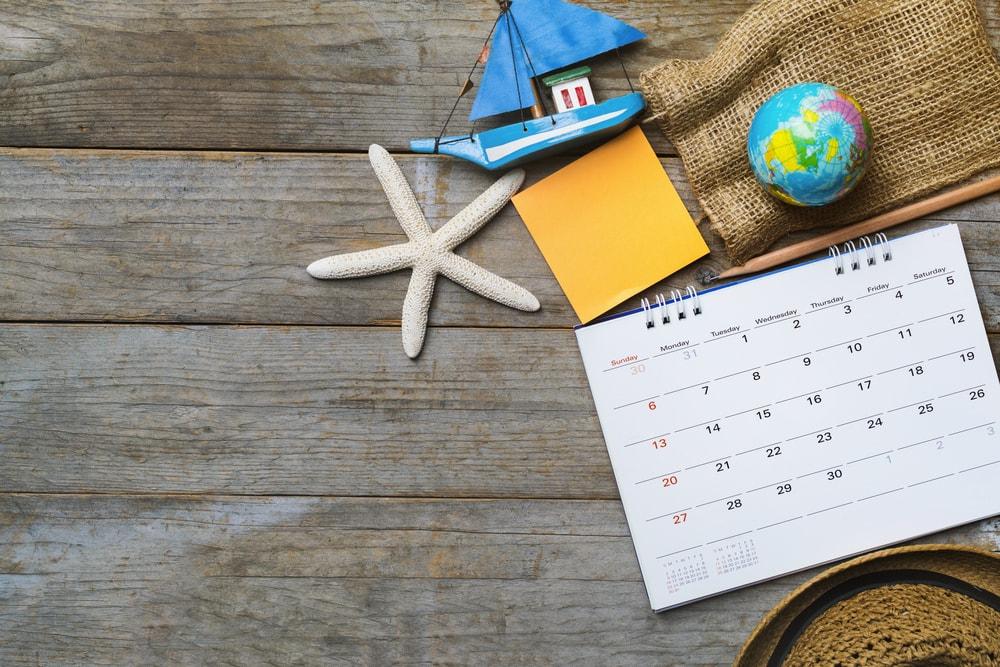 Kalender Libur 2018 Sudah Rilis, Rencanakan Jadwal Traveling dari Sekarang Yuk!