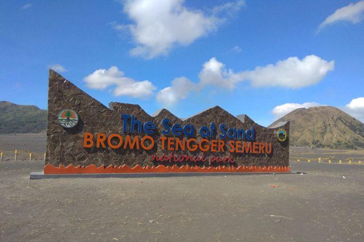 Tugu Nama Gunung Bromo Diprotes, Haruskah Dimusnahkan?