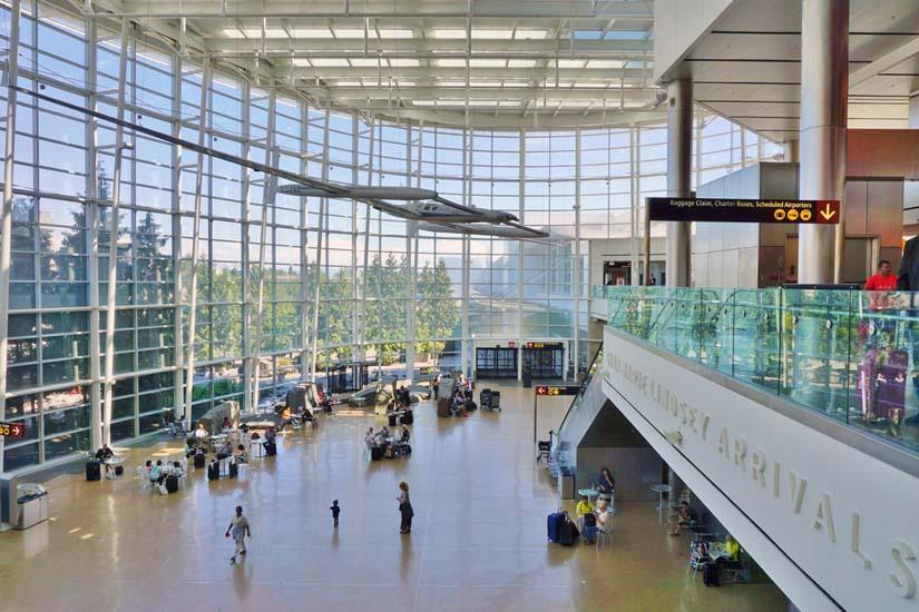 SAC TAC Airport