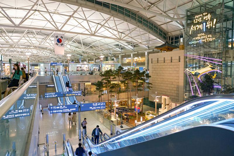 nonton drama korea di bandara
