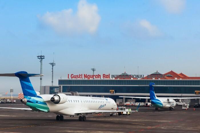 Gunung Agung Erupsi, Bandara Ngurah Rai Bali Tutup Hingga Rabu