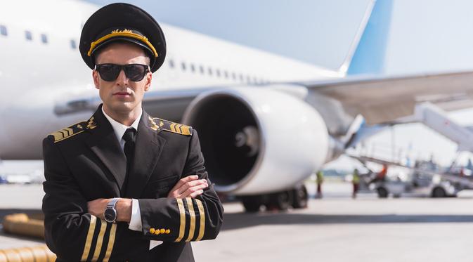 pilot pesawat