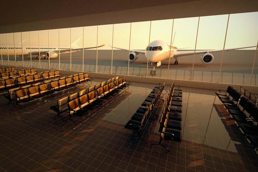 bandara mewah