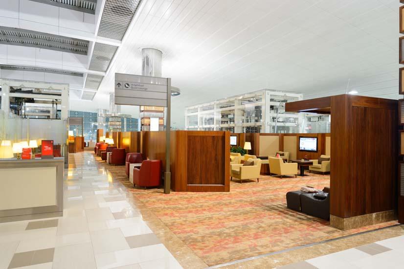 bandara menggunakan karpet