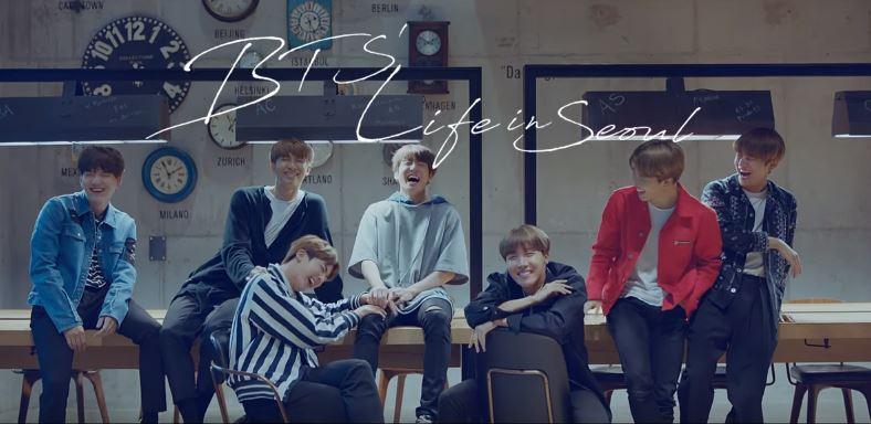 Lewat Iklan Pariwisata, Boyband Korea BTS Pamerkan Keindahan Seoul