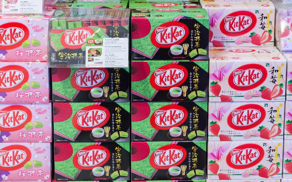 5 Varian Rasa KitKat Jepang yang Paling 'Ajaib'