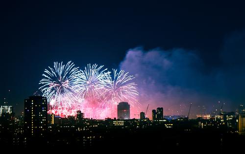 Rekomendasi Restoran Rooftop Buat Nikmati Kembang Api Tahun Baru Nanti