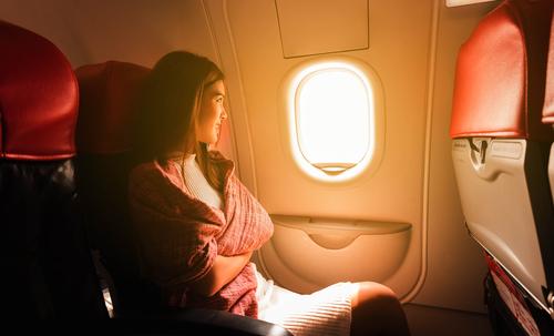jendela pesawat