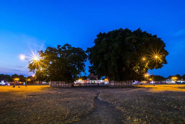 tempat wisata malam di yogyakarta