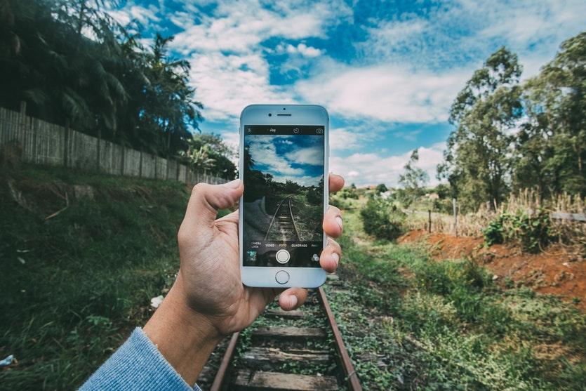 7 Cara Bereksperimen dengan Smartphone untuk Foto Travel