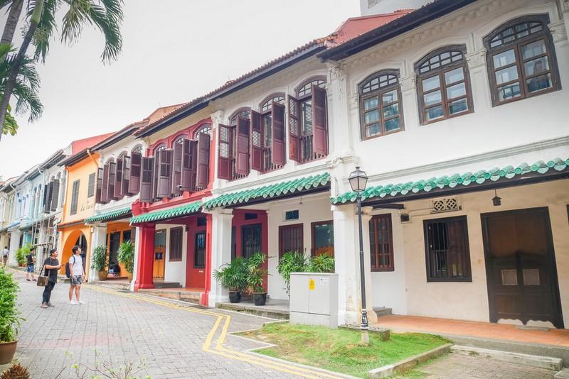 tempat wisata sejarah di Singapura
