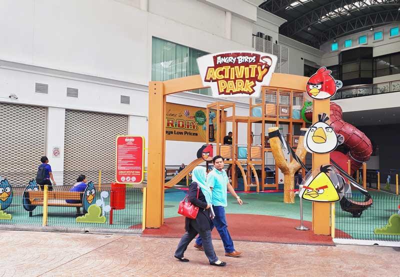 5 Rekomendasi Hotel Dekat Angry Bird Park Johor Bahru Malaysia