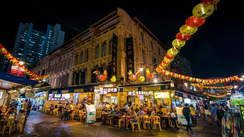 Hotel Murah di Chinatown Singapura