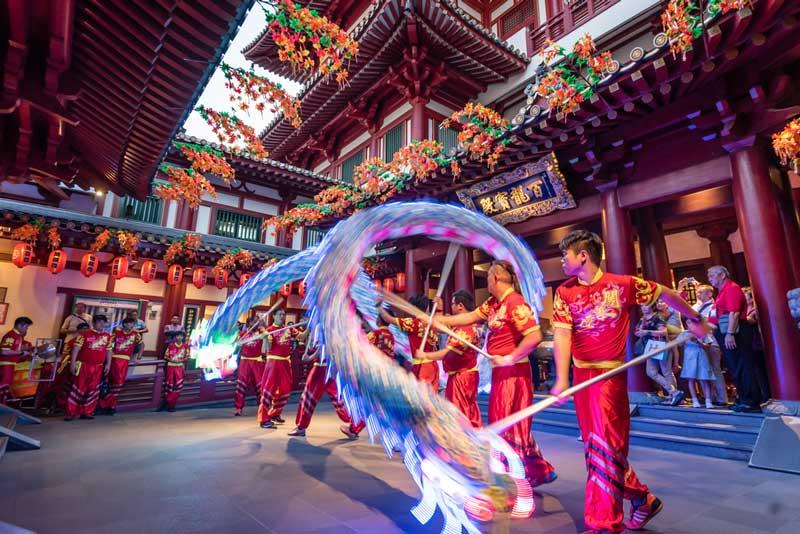 Tahun Baru Imlek di Singapura? Ini Kegiatan yang Bisa Kamu Ikuti