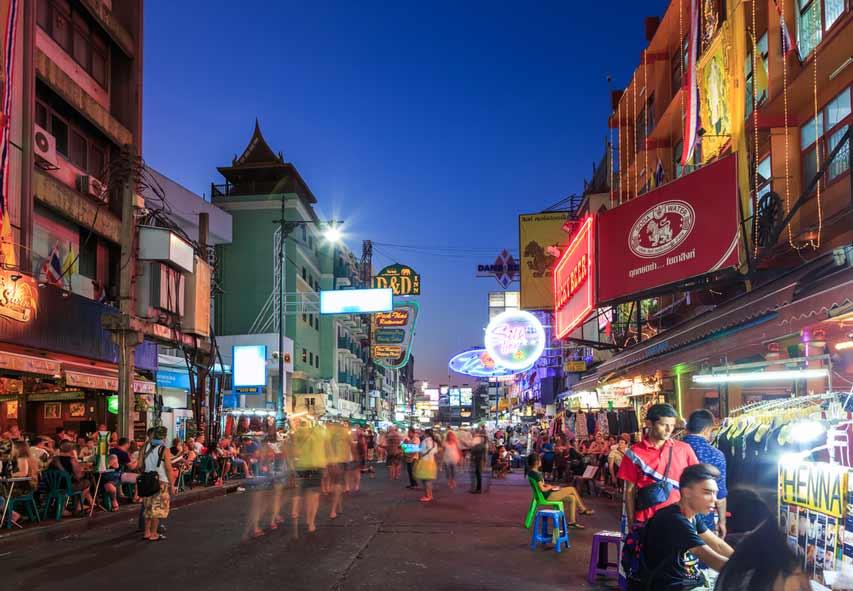 5 Tempat Oleh-Oleh Murah di Bangkok