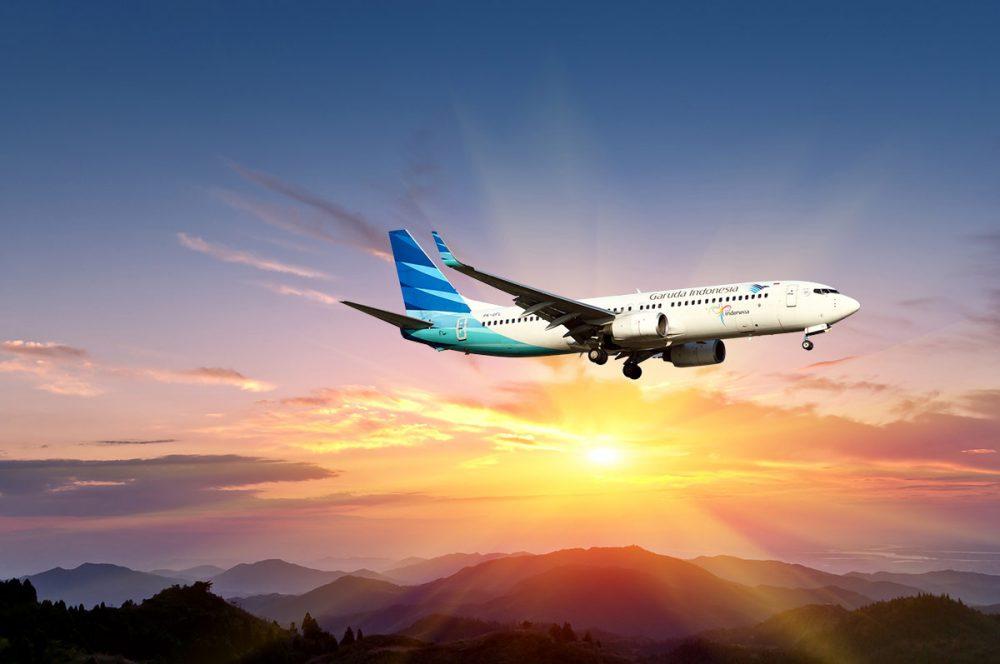 Promo Penerbangan Garuda Indonesia s.d 20% di Reservasi.com