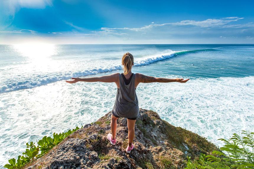 Pantai Tersembunyi di Bali yang Pesonanya Tak Tertandingi!