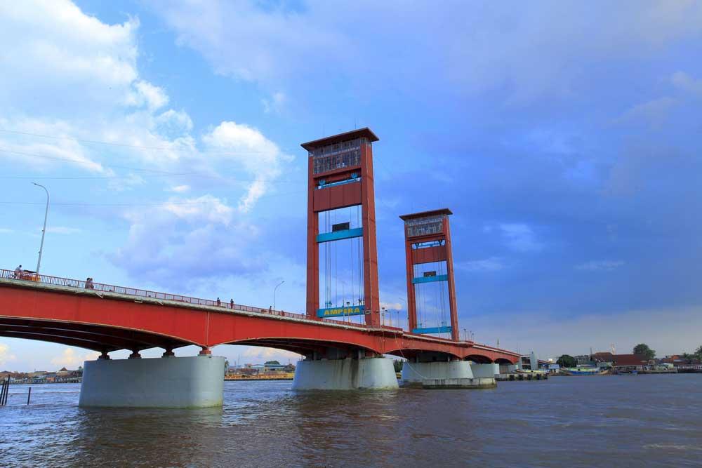 Tempat Wisata di Palembang Paling Hits dan Gratis Tiket Masuk