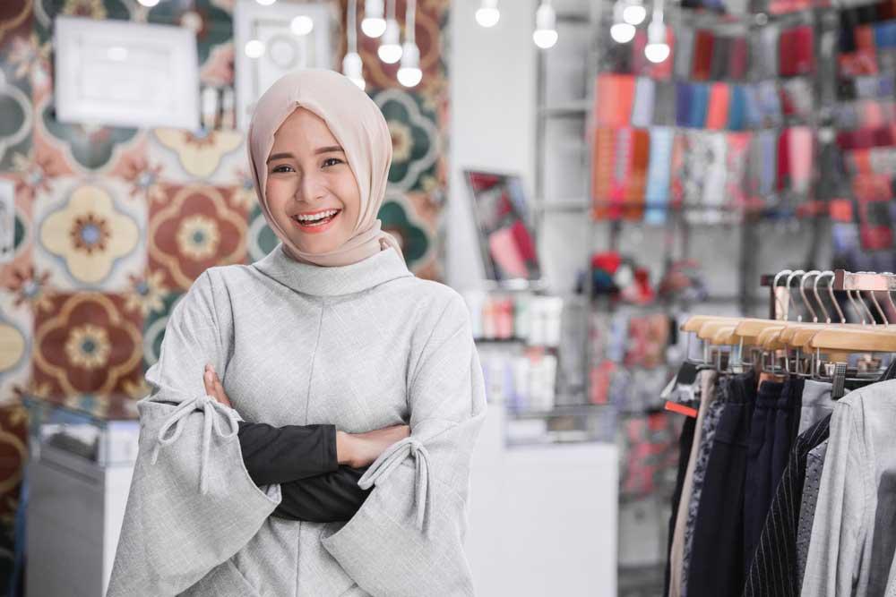 Tutorial Hijab yang Paling Mudah di Bulan Ramadan 2018