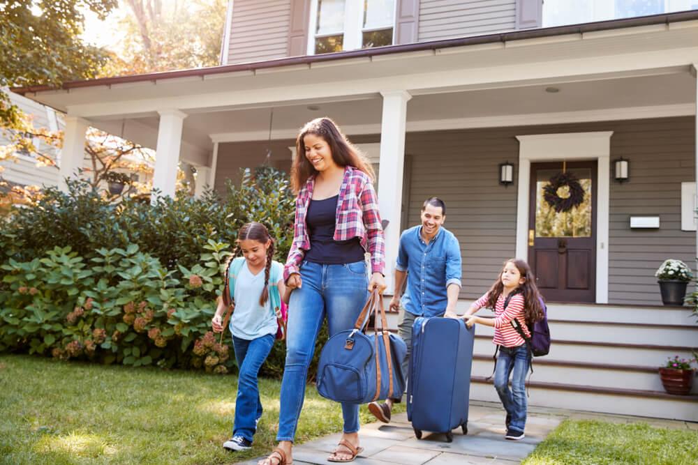 9 Persiapan Wajib Sebelum Meninggalkan Rumah Saat Mudik