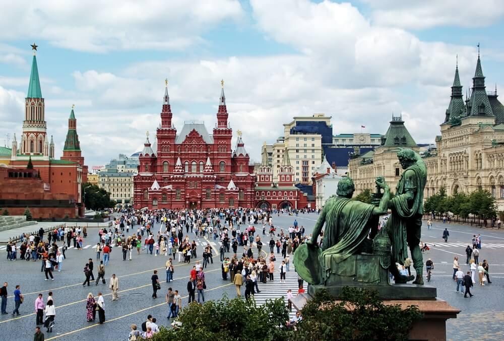 Wisata Favorit di Moskow
