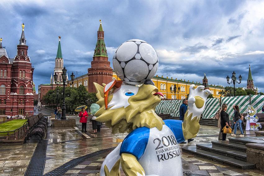 Euforia Piala Dunia 2018 Rusia, Inilah 8 Wisata Favorit di Moskow