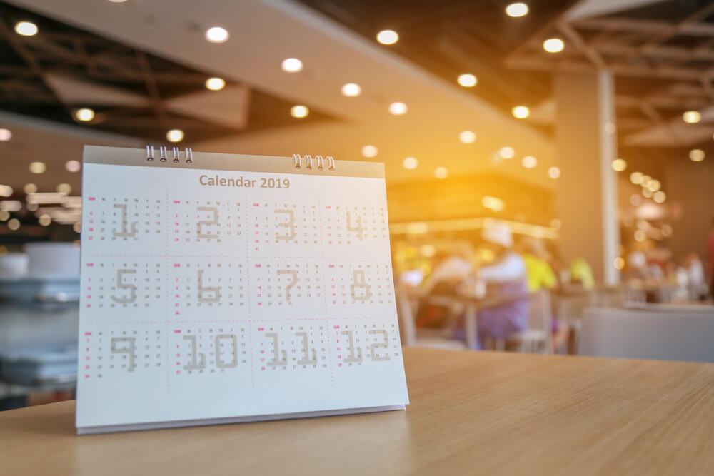 Wajib Dicatat, Ini Kalender Lengkap Libur dan Cuti di Tahun 2019