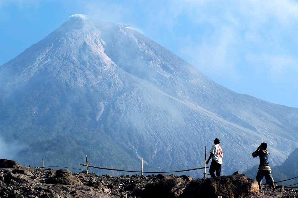 Percaya Nggak Percaya, 6 Mitos di Gunung Merapi Ini Pernah Terbukti