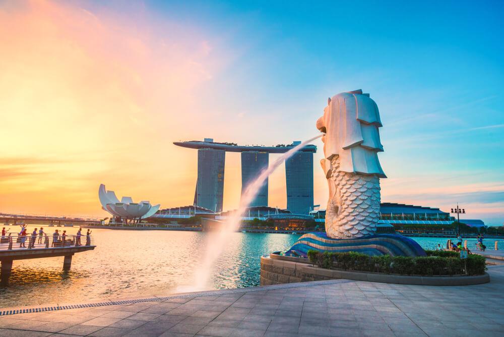 fasilitas gratis di bandara changi singapura