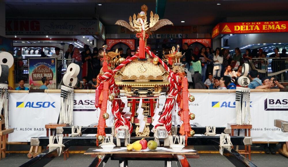 Ada Apa di Festival Ennichisai 2018 di Jakarta?