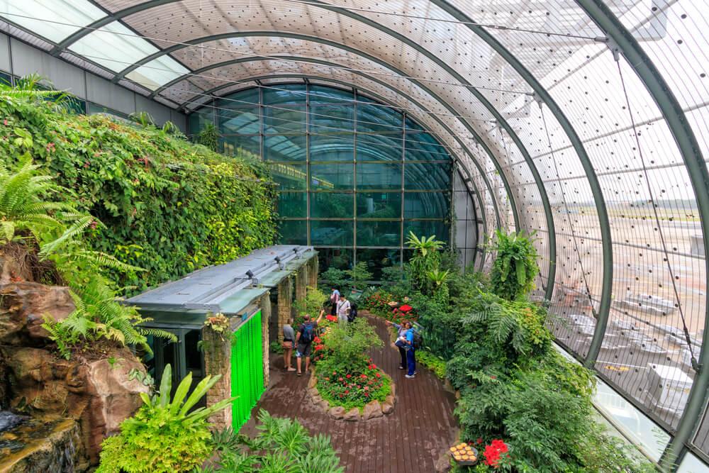 5 Fasilitas Gratis di Bandara Changi Singapura Belum Banyak Diketahui Orang