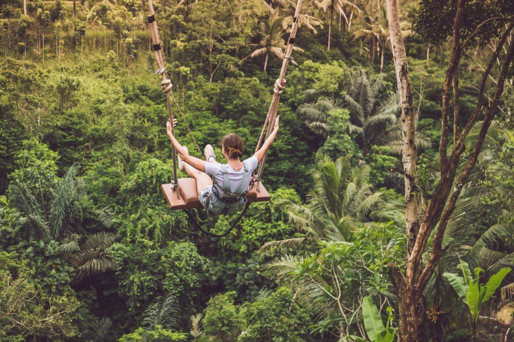 Tertantang Mencoba Ayunan Paling Instagramable di Bali?