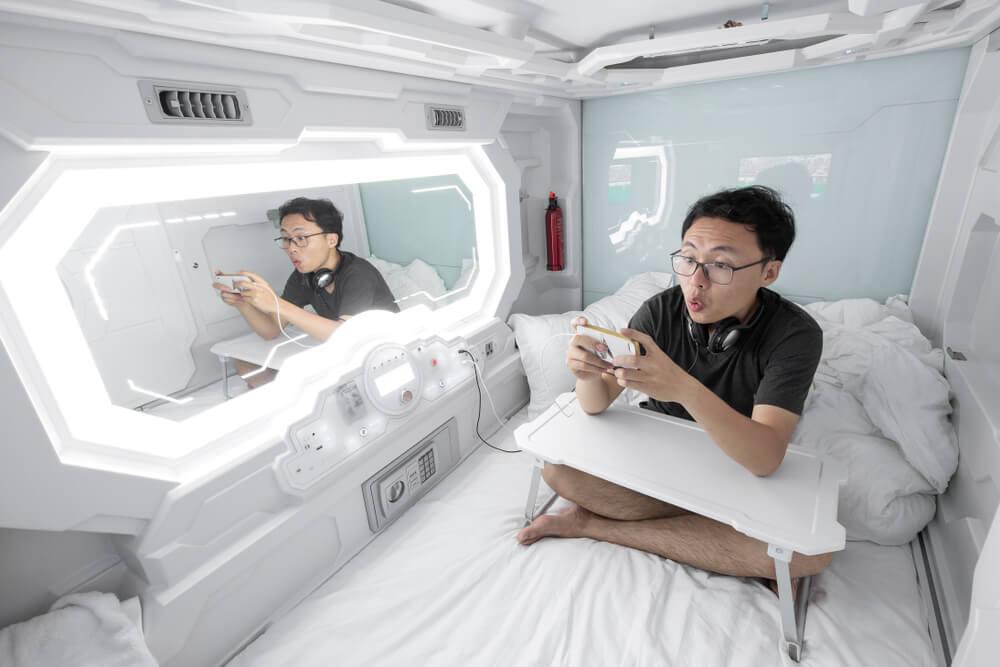 Rekomendasi Hotel Kapsul Kece Nan Murah di Jakarta