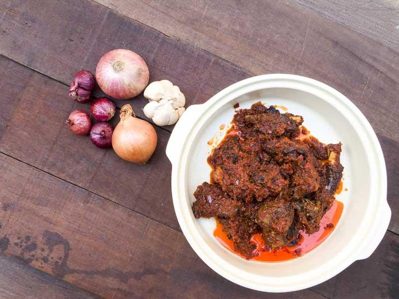 Yuk Santap Siang dengan 6 Makanan Khas Kalimantan Timur ini
