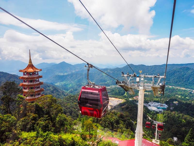 6 Kegiatan Seru yang Bisa Kalian Lakukan di Genting Highland Malaysia