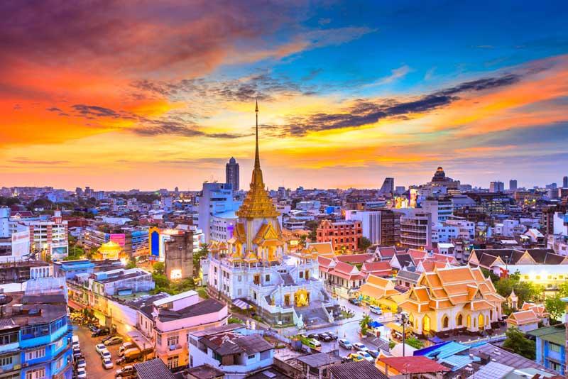 Cari Tempat Wisata di Bangkok Thailand? Jangan Lupa Singgah ke Tempat Ini!